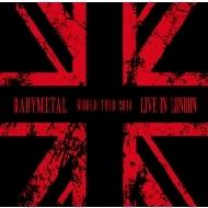 LIVE IN LONDON -BABYMETAL WORLD TOUR 2014 -【完全生産限定盤】(5枚組アナログレコード)