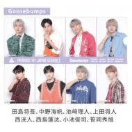 クリアファイル Goosebumps / PRODUCE 101 JAPAN SEASON2 EXHIBITION COMPLETE 〜LET ME FLY〜