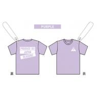 ガーランド コンセプトバトル Tシャツ PURPLE / PRODUCE 101 JAPAN SEASON2 EXHIBITION COMPLETE 〜LET ME FLY〜