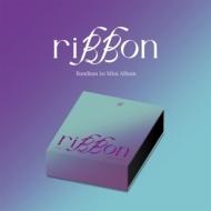 1st Mini Album: riBBon (riBBon Ver.)