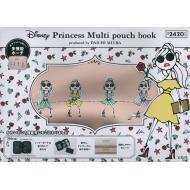 Disney Princess Multi pouch book produced by DAICHI MIURA