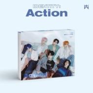 3rd Mini Album: IDENTITY: Action (Type-A Wave ver.)《オンライン特典会抽選参加券付き》
