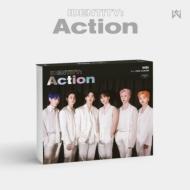 3rd Mini Album: IDENTITY: Action (Type-B Roller ver.)《オンライン特典会抽選参加券付き》