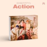 3rd Mini Album: IDENTITY: Action (Type-C Ocean ver.)《オンライン特典会抽選参加券付き》
