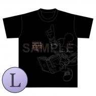 [2次受付] Tシャツ【L】/ Disney 声の王子様 Voice Stars Dream Live 2021