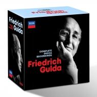 Friedrich Gulda Complete Decca Recordings (41CD)(+blu-ray Audio)