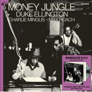 Money Jungle (+CD)(180グラム重量盤レコード/GROOVE REPLICA)