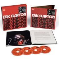 Eric Clapton (Anniversary Deluxe Edition)【完全生産限定盤】(4枚組SHM-CD)