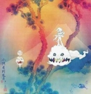 Kids See Ghosts (カラーヴァイナル仕様/アナログレコード)