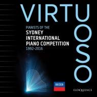 Virtuoso〜シドニー国際ピアノ・コンクール 1992〜2016(11CD)
