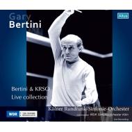 ガリー・ベルティーニ&ケルン放送交響楽団 ライヴ・コレクション(6CD)