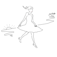 DOWNTOWN BOY / 幸せSUNSET 【完全限定プレス】(7インチシングルレコード)