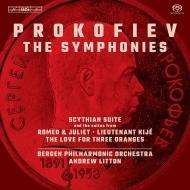 交響曲全集、管弦楽曲集 アンドルー・リットン&ベルゲン・フィル(5SACD)