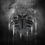20 Years of Gloom, Beauty and Despair -Live in Helsinki (2CD+DVD)