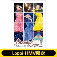 """《Loppi・HMV限定マフラータオル付き》TrySail Live 2021 """"Double the Cape""""【初回生産限定盤】(2Blu-ray+CD)"""