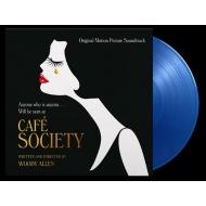 カフェ・ソサイアティ Cafe Society オリジナルサウンドトラック (ブルー・ヴァイナル仕様/180グラム重量盤レコード/Music On Vinyl)