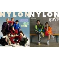 NYLON JAPAN (ナイロンジャパン)2021年 9月号 【表紙:SixTONES/guys表紙:渡邊圭祐&南沙良】