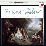 交響曲第1番、第2番 ブルーノ・ワルター&コロンビア交響楽団