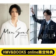 《HMV&BOOKS online限定特典:ブロマイドA》校條拳太朗30th写真集「Men Soul」