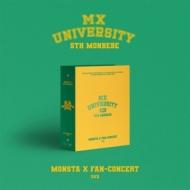 2021 FAN-CONCERT MX UNIVERSITY (Korea Version)