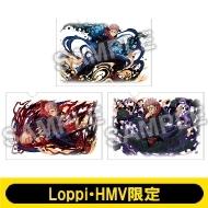 チェンジングクリアファイル(虎杖悠仁)/ 呪術廻戦×パズドラ【Loppi・HMV限定】※事前決済