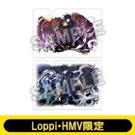 チェンジングクリアファイル(伏黒 恵)/ 呪術廻戦×パズドラ【Loppi・HMV限定】※事前決済