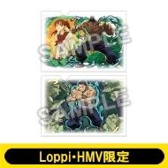 チェンジングクリアファイル(東堂 葵)/ 呪術廻戦×パズドラ【Loppi・HMV限定】※事前決済