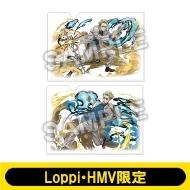 チェンジングクリアファイル(七海建人)/ 呪術廻戦×パズドラ【Loppi・HMV限定】※事前決済
