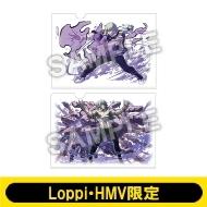 チェンジングクリアファイル(真人)/ 呪術廻戦×パズドラ【Loppi・HMV限定】※事前決済