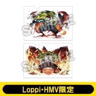 チェンジングクリアファイル(漏瑚)/ 呪術廻戦×パズドラ【Loppi・HMV限定】※事前決済