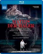 歌劇『画家マティス』全曲 ウォーナー演出、ベルトラン・ド・ビリー&ウィーン交響楽団、ヴォルフガング・コッホ、他(2012 ステレオ)(日本語字幕付)(日本語解説付)