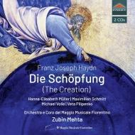 『天地創造』 ズービン・メータ&フィレンツェ五月祭管弦楽団(2CD)