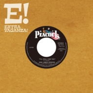 I' ll Still Love You / King James Version / I Believe In Miracles / Mark Capanni (クリア・ヴァイナル仕様/7インチシングルレコード)