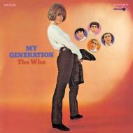 My Generation (国内盤/180グラム重量盤レコード)