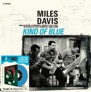 Kind Of Blue (カラーヴァイナル仕様7インチシングルレコード+180グラム重量盤レコード/GLAMOURAMA)