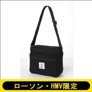 DOD TRANSFORM SHOULDER BAG BOOK BLACK【ローソン・HMV限定】