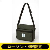 DOD TRANSFORM SHOULDER BAG BOOK KHAKI【ローソン・HMV限定】
