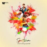 『スペクトラム』 ヴィジョン弦楽四重奏団 (アナログレコード/Warner Classics)