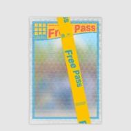《シリアルナンバー付き》 Free Pass (A Ver.)