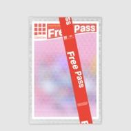 《シリアルナンバー付き》 Free Pass (B Ver.)