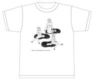 Tシャツ(Lucky7 Girl)L ホワイト