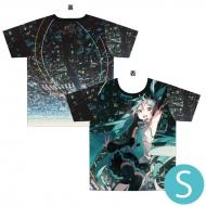 フルグラフィックTシャツ(サイズS) / 初音ミク・クロニクル