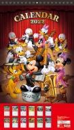 ディズニー / 2022年カレンダー