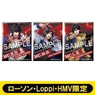 スクエアバッジ3個セット(Buster Bros!!!)【ローソン・Loppi・HMV限定】※事前決済