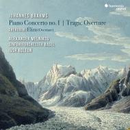 ブラームス:ピアノ協奏曲第1番、悲劇的序曲、ケルビーニ:歌劇『エリザ』序曲 アレクサンドル・メルニコフ、アイヴァー・ボルトン&バーゼル交響楽団