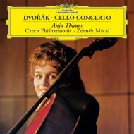 チェロ協奏曲 アニア・タウアー、ズデニェク・マーカル、チェコ・フィルハーモニー管弦楽団 (180グラム重量盤レコード/Deutsche Grammophon)