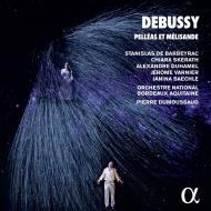 『ペレアスとメリザンド』全曲 デュムソー&ボルドー国立オペラ、バルベラク、スケラート、他(2020 ステレオ)(2CD)