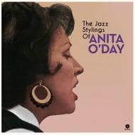 Jazz Stylings Of Anita O' day (180グラム重量盤レコード/waxtime)