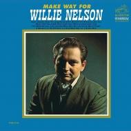 Make Way For Willie Nelson (Blue Swirl Vinyl)