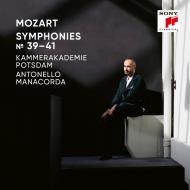 交響曲第39番、第40番、第41番『ジュピター』 アントネッロ・マナコルダ&カンマーアカデミー・ポツダム(2CD)